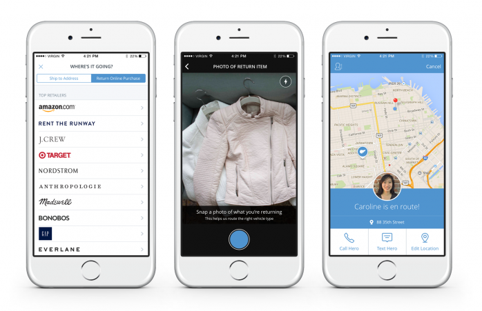 Shyp launched Returns this year, allowing for even more impulsive online shopping